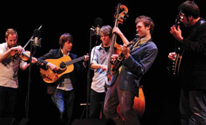 Punch Brothers - Musicians