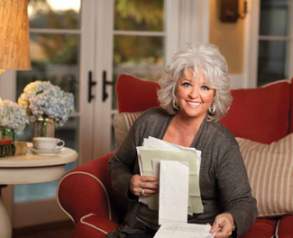 Paula Deen : Savannah Georgia, Chef, Author, Publisher
